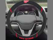 NHL - Detroit Red Wings Steering Wheel Cover 15x15