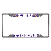 Louisiana State License Plate Frame 6.25x12.25