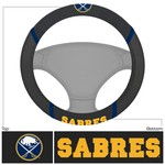 NHL - Buffalo Sabres Steering Wheel Cover 15x15