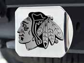NHL - Chicago Blackhawks Hitch Cover 4 1/2x3 3/8