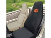 Clemson Seat Cover 20x48
