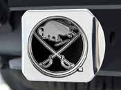 NHL - Buffalo Sabres Hitch Cover 4 1/2x3 3/8