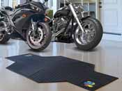 Kansas Motorcycle Mat 82.5 L x 42 W