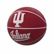 Indiana Mascot Official-Size Rubber Basketball