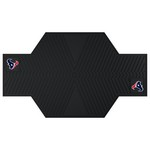 NFL - Houston Texans Motorcycle Mat 82.5 L x 42 W