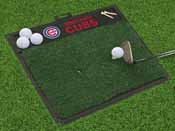 MLB - Chicago Cubs Golf Hitting Mat 20 x 17