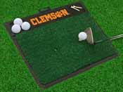 Clemson Golf Hitting Mat 20 x 17