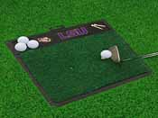 Louisiana State Golf Hitting Mat 20 x 17