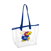 Kansas Stadium Clear Tote