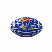 Kansas Field Mini-Size Glossy Football