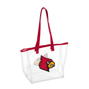 Louisville Stadium Clear Tote