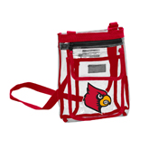 Louisville Gameday Clear Crossbody