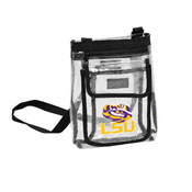 LSU Gameday Clear Crossbody