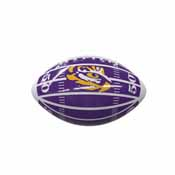 LSU Field Mini-Size Glossy Football
