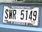 Washington License Plate Frame 6.25x12.25