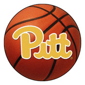 Pittsburgh Basketball Mat 27 diameter