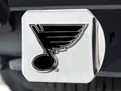 NHL - St. Louis Blues Hitch Cover 4 1/2x3 3/8