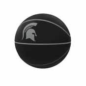 MI State Blackout Full-Size Composite Basketball