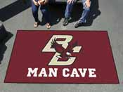 Boston College Man Cave UltiMat Rug 5'x8'