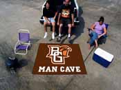 Bowling Green Man Cave Tailgater Rug 60x72