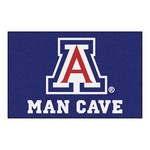Arizona Man Cave Starter Rug 19x30