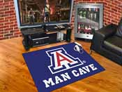 Arizona Man Cave All-Star Mat 33.75x42.5