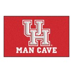 Houston Man Cave UltiMat Rug 5'x8'