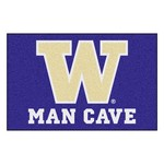 Washington Man Cave Starter Rug 19x30