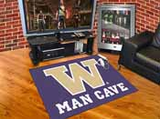 Washington Man Cave All-Star Mat 33.75x42.5