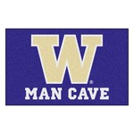 Washington Man Cave UltiMat Rug 5'x8'