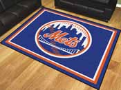 MLB - New York Mets 8'x10' Rug