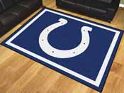 NFL - Indianapolis Colts 8'x10' Rug