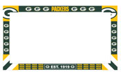 Green Bay Packers Big Game Tv Frame