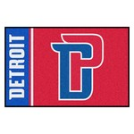 NBA - Detroit Pistons Uniform Starter Rug 19x30