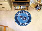 NFL - Tennessee Titans Roundel Mat