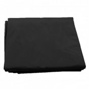 Imperial Vinyl 8-Ft. Pool Table Cover, Black