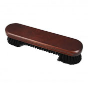 Imperial 9-In. Standard Pool Table Brush, Antique Walnut