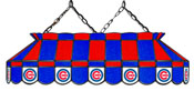 Chicago Cubs 40 inch Glass Lamp