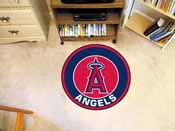 MLB - Los Angeles Angels Roundel Mat