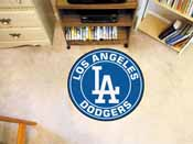 MLB - Los Angeles Dodgers Roundel Mat