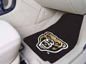 Oakland 2-piece Carpeted Car Mats 17x27