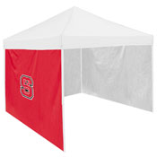 NC State Red 9 x 9 Side Panel