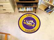 Louisiana State University Roundel Mat