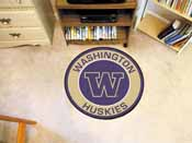 University of Washington Roundel Mat
