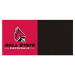 Ball State Carpet Tiles 18x18 tiles