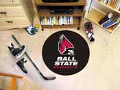 Ball State Puck Mat