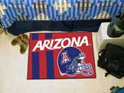 Arizona Uniform Inspired Starter Rug 19x30