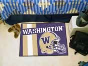 Washington Uniform Inspired Starter Rug 19x30