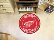 NHL - Detroit Red Wings Roundel Mat