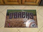 NFL Arizona Diamondbacks Scraper Mat 19x30